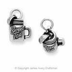 Sweet tea james avery charm.... Soooo me!!!! I need this!!