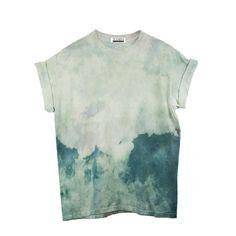 Greyish Tie Dye T-shirt – Masha Apparel