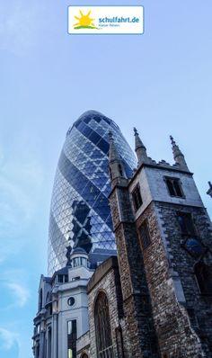 London - zwischen Tradition und Moderne www.schulfahrt.de #London #England #Großbritannien