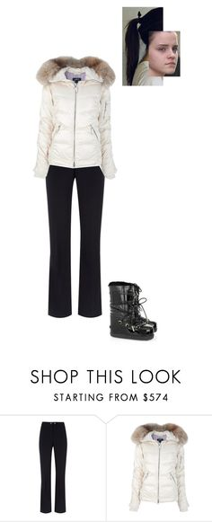 """""""Sem título #7227"""" by gracebeckett ❤ liked on Polyvore featuring M. Miller and Jet Set"""