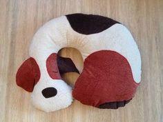Делаем собаку-подушку-подголовник - Ярмарка Мастеров - ручная работа, handmade