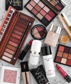 Bild in Make-up x Beauty 💄 Sammlung von 93 TiL Infinity Accessoires de Maquillage Pretty Makeup, Love Makeup, Makeup Inspo, Glam Makeup, Makeup Storage, Makeup Organization, Makeup Drawer, Storage Organization, Makeup Brands