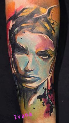 Ivana Belakova  #tattoo #ink #art
