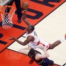 Raptors' Biyombo faces Game 7 suspension after flagrant foul (Yahoo Sports)