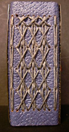 Variation of Chain Stitch Binding  by GayeMedbury