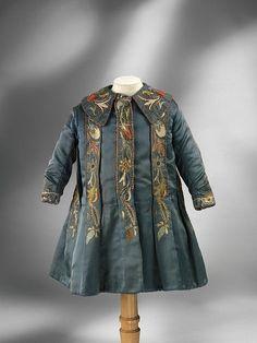 coat 1890 | 1890 Fantastic embroidered coat