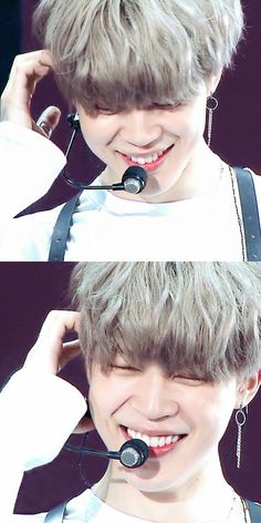 Jimin is so cute when he smiles >_< 💜💜💜 Bts Jimin, Bts Bangtan Boy, Yoongi Bts, Park Ji Min, Foto Bts, Bts Photo, Kim Namjoon, Seokjin, Jung Hoseok