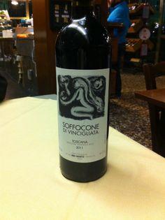 Ottimo vino.