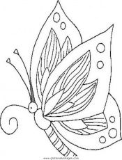 Schmetterlinge Vorlagen Schmetterling Malvorlage Tattoo