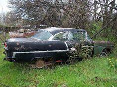 1955 chevy belair resto 01 600x450 eBay Garage Photo of the Week: 1955 Chevrolet Bel Air photo 2