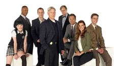 NCIS - finally broke down and watched, now I'm hooked
