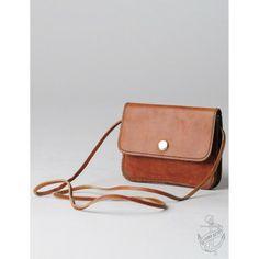 Vintage Shoulder Bag Brown   Beyond Retro