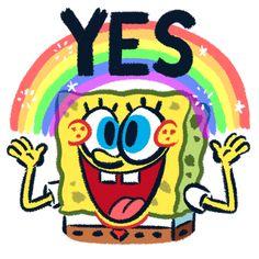 Nick Animation Studio — One of our amazing artists,. Watch Spongebob, Spongebob Memes, Spongebob Squarepants, Cartoon Pics, Cartoon Styles, Spongebob Background, Spongebob Drawings, Crazy Wallpaper, Pineapple Under The Sea