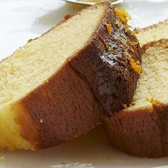 Pineapple-Orange Pound Cake: This Pineapple-Orange Pound Cake recipe is sure to get your vote for the fruitiest, most tender pound cake ever. It's perfect for lazy afternoons.