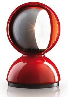ECLISSE painted metal table lamp by @artemideworld #design Vico Magistretti (1967)