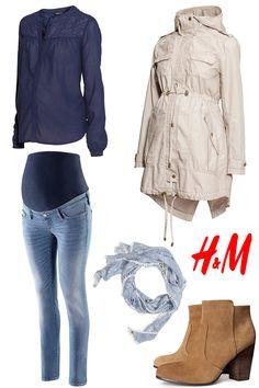 Looks premamá a precios low cost H&M, Marcas de Ropa, Moda, Moda y ropa en la calle, Weblog - El Rincón de Moda