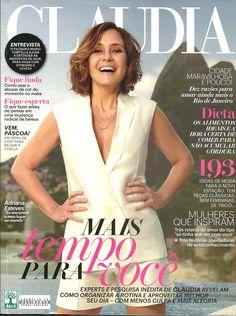 Wine Senses na Revista Claudia, com José Carlos Santanita.