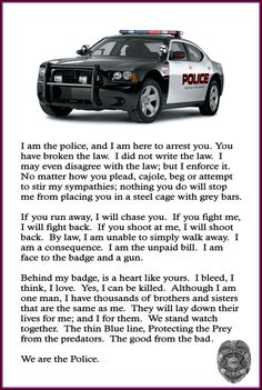 I pin this in honor of my diddy, my brother and my family is badges. I love you all!!