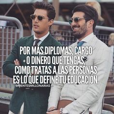 Fashion and Lifestyle Mentor Of The Billion, Millionaire Quotes, Leadership Quotes, Spanish Quotes, Personal Development, Cool Words, Sentences, Life Lessons, Favorite Quotes