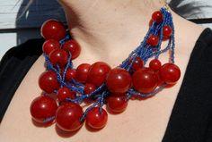 Necklace by pejolu. Please also visit my Etsy shop LarisaButique: www.etsy.com/shop/LarisaBoutique