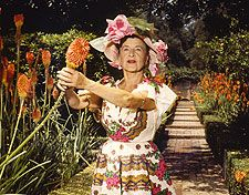 rare madame ganna walska pictures   Santa Ynez Valley Historical Museum - Museum Exhibits