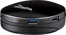 Rocketfish RF-30HUB4 SuperSpeed 4-Port USB 3.0 Hub by Rocketfish. $15.95