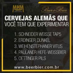 Cervejas Alemãs para você experimentar Tequila, Vodka, Ipa, Container Cafe, Whiskey Drinks, Whisky, Food And Drink, Beer Brands, Craft Beer