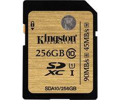 Prezzi e Sconti: #Kingston sdxc 256gb class 10 uhs-1  ad Euro 113.35 in #Kingston #Elettronica fotografia