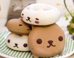 Capybara donuts from Japan. Photo by Japanresor (CC BY-SA).