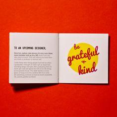 we design studios book designed by Amanda Calvin