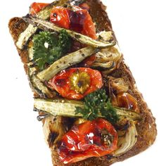 Roasted Vegetable Sandwich