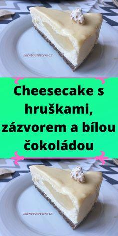 Vanilla Cake, Cheesecake, Food, Cheesecakes, Essen, Meals, Yemek, Cherry Cheesecake Shooters, Eten