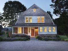Gambrel Roof Design, Pictures, Remodel, Decor and Ideas