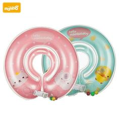 Accessories Dependable Safety Baby Neck Float Swimming Newborn Baby Swimming Neck Ring With Pump Gift Mattress Cartoon Pool Swim Ring For 0-24 Months Quality And Quantity Assured