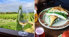 La meilleure façon d'encourager local en 2020 c'es... Ethnic Recipes, Food, Wine Tasting Party, Mead, Greedy People, Eten, Meals, Diet