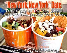New York Date Night Date Idea from The Dating Divas