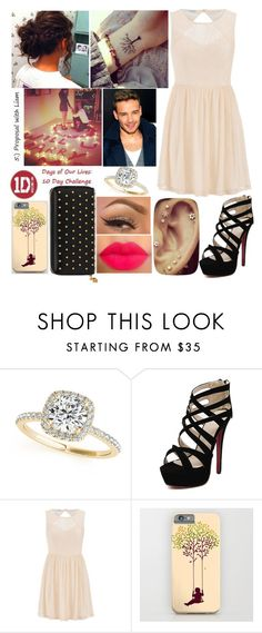 """""""Yours - Proposal with Liam"""" by seresadel ❤ liked on Polyvore featuring Allurez, maurices, Payne and Alexander McQueen"""
