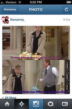 The Nanny Niles and CC