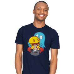 Ghost T-Shirt - Pac-Man T-Shirt is $18 at Ript!