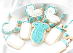 Tiffany Blue Themed Baby Shower!