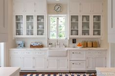 Kitchen Sink Reglazing San Diego with Traditional Kitchen with a Shabby Chic