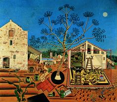 La Masia Joan Miro   JOAN MIRÓ   Guía de Exposiciones en Barcelona