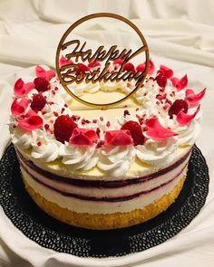 Cakes And More, Birthday Bash, Vanilla Cake, Tiramisu, Mousse, Breakfast Recipes, Food Porn, Sweets, Health