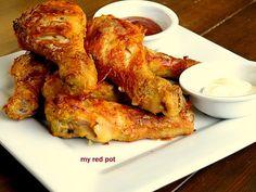 Pieczony kurczak Kentucky