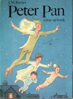 J.M Barrie's Peter Pan : a pop-up book on TheBookSeekers.