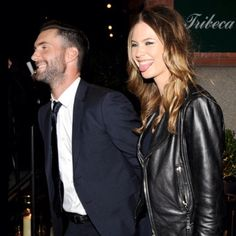They are so cute!!! #adamlevine #behatiprinsloo #beginagain #afterparty #Padgram