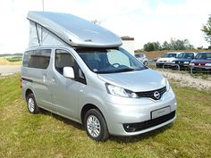 zooom reisefahrzeuge: Nissan NV200