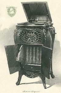 Sonora Phonograph 1916 Sonora Supreme