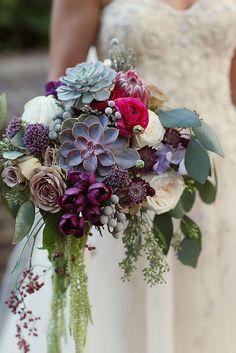 39 Beautiful Wedding Bouquets That Are Unique   Pinterest   Unique ...