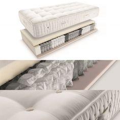 Schlafkomfort in moderner Höhe mit edle Naturmaterialien für ein ausgeglichenes Bettklima – dies bietet Ihnen die Taschenfederkernmatratze Bel Etage Entryway Bench, Mattress, Modern, Furniture, Home Decor, Natural Materials, Bed, Entry Bench, Hall Bench
